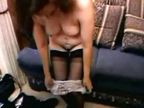 Dissolute mom gets intense drilling