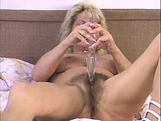 Chubby Mature Plays With Dildo And Sucks Big Black Cock Best