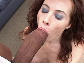 Hot milf fucks in diff positions and gets facial