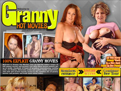 Granny Hot Movies - All This Horny Granny Wants Is A Nice Hard Cock Up Her Pussy!