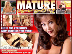 Mature Paradise - Pussy And Experience. What More Do Yoy Want?
